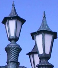 holland light fixture